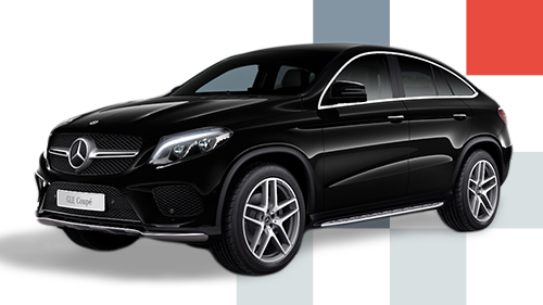 GLE Coupe 350d 4Matic