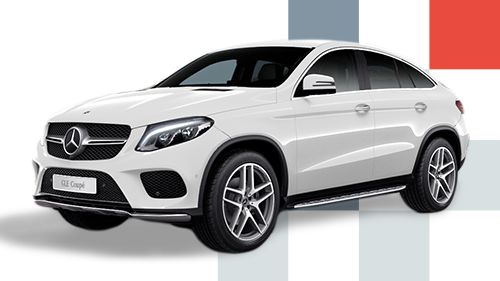 AMG GLE 43 4MATIC Coupé 1
