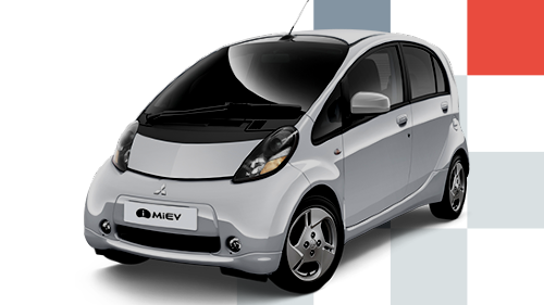 MY15 i-MiEV Electric