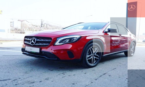 GLA 200d 4MATIC